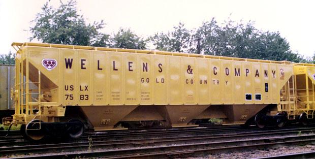 Wellens Railcar